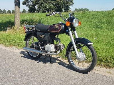 Honda CD90 Japans 12625 km