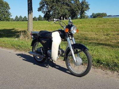 Honda CD50 Japans 22774 km
