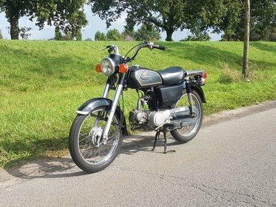 Honda CD50 Japans (20-2019) 9863 km