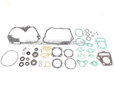Revisieset, motorblok, SS50, C50, Dax