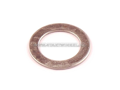 Kickstarter as, C50, Dax, 17mm ring, origineel Honda