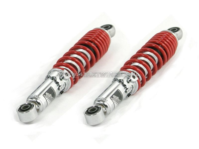 Schokbreker set 265mm Takegawa 10-10 rood