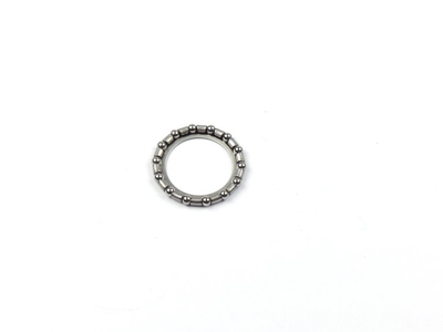 Balhoofdkogel ring 4mm Novio, Amigo
