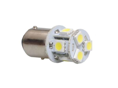 Achterlamp duplo BAY15D, 12 volt, LED, type 1 (kort)