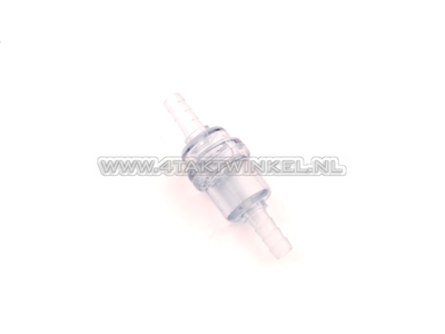 Fuelfilter universal small, type 1