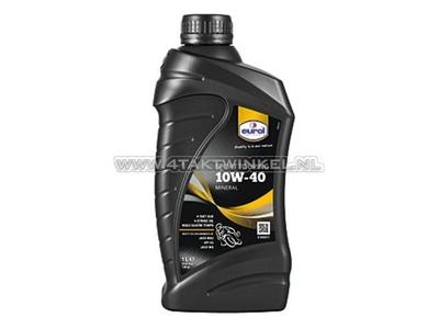 Olie Eurol 10w-40 mineraal 1 liter