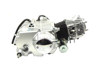 Motorblok,  50cc, handkoppeling, Zhenhua, 4-bak, met startmotor