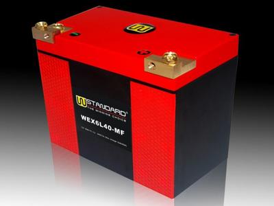 Accu Lithium 12 volt 40 ampere L