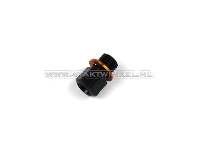 Olie aftapplug magnetisch m12 x 1,5 type 4