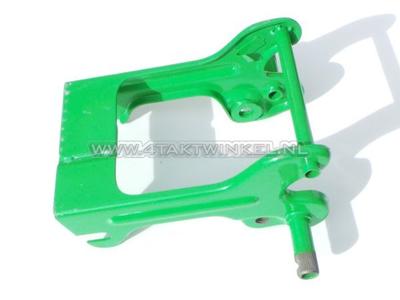 Buddy steun C50 OT Z2 smal frame groen, origineel Honda