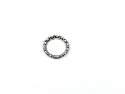 Balhoofdkogel ring 4mm Novio, Amigo