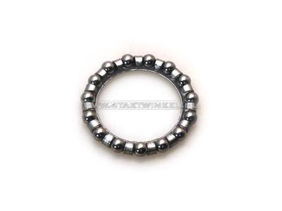 Balhoofdkogel ring 3/16 SS50, CD50, C50, Dax, imitatie
