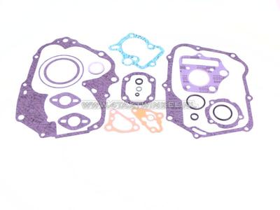 Pakkingset A-B, compleet,  50cc, C50, SS50, Dax, Taiwan