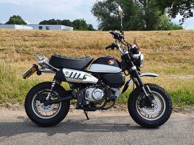 Honda Monkey J2, 2546 km