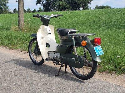 Honda C50 K1 Japans (07-2016) 1527 km