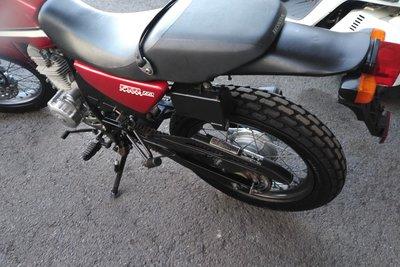 VERWACHT! Honda FTR223, Japans, 21028 km