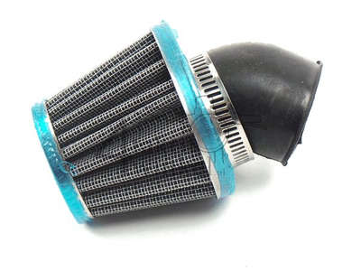 Powerfilter 38mm, 45 graden