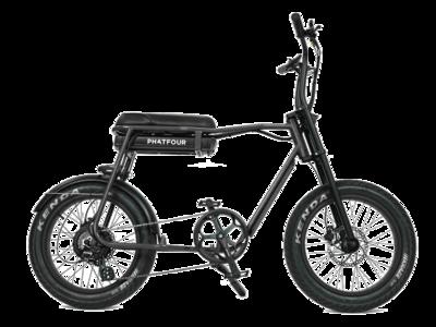 Phatfour FLS-serie 83cm, Black