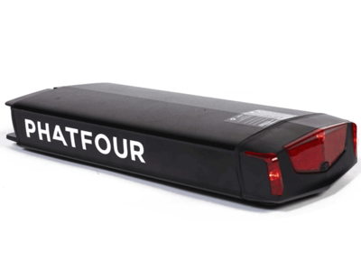 Phatfour battery 630Wh replaceable