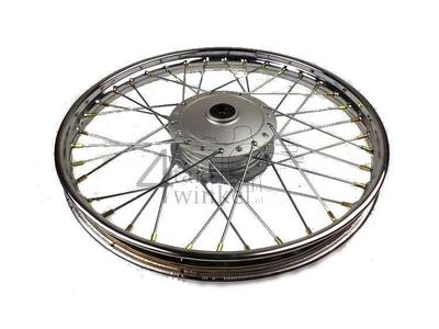 Wheel complete, Front wheel, 17