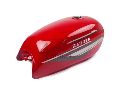 Tank red universal