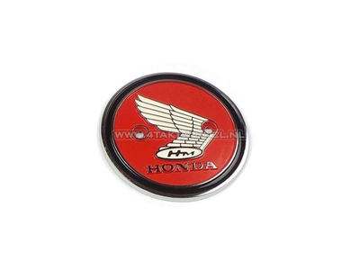 Emblem Z50M Monkey, right, original Honda