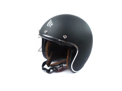 Helmet MT, Le Mans Speed, Matt black, Sizes S to XL