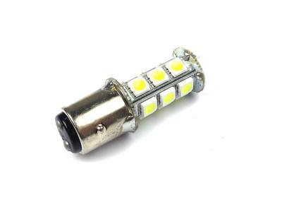 Rear bulb duplo BAY15D, 12 volt, LED, white, type 2 (long),
