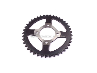 Rear sprocket C50, CD50 41 (C50h STD), original Honda