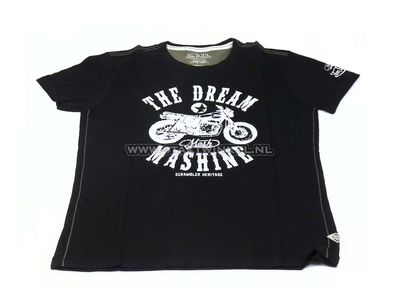 T-shirt Mash, Von Dutch L