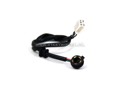 Neutral contact sensor, N-1-2-3-4 bin