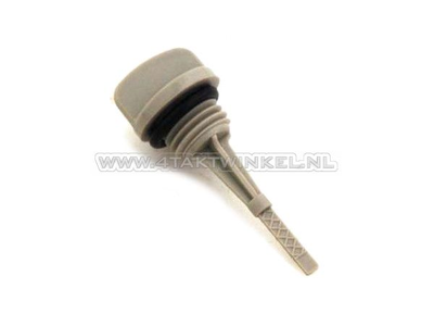 Oil dipstick short, 60mm, SS50, CD50, aftermarket
