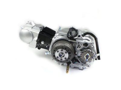Engine, 85cc, semi-automatic, YX, 4-speed