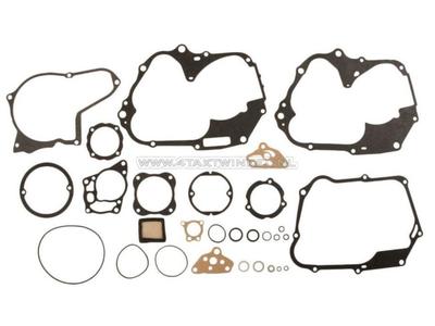 Gasket set B, engine base, C50, SS50, Dax, R-design, 30-piece