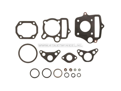 Gasket set A, head & cylinder, C50, SS50, Dax, 39mm, 50cc, R-design