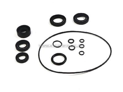 Seal set SS50, CD50, C50, Dax, 13-piece, R-design