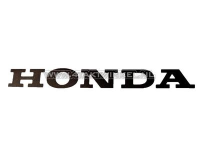Sticker Honda universal 22cm black