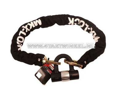 Chain lock, MKX, 90cm, 10mm, ART3