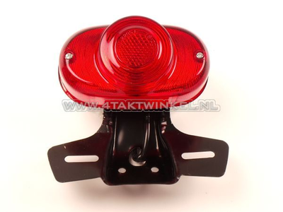 Taillight C50, SS50, CD50 lollypop with support aftermarket