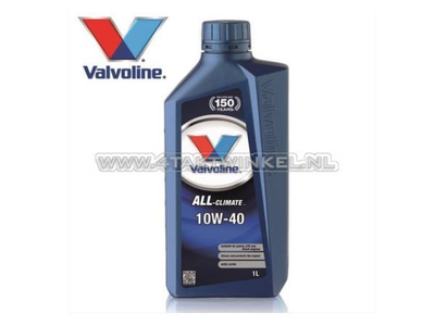 Oil Valvoline 10w-40 All Climate, mineral, 1 liter