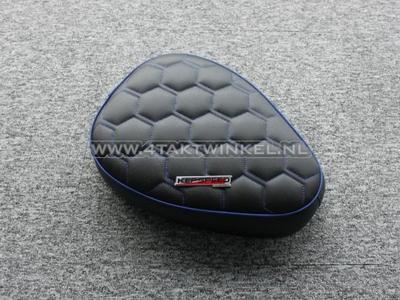 Seat, C50 NT, C50 replica, Streetcub, flat, honeycomb, blue