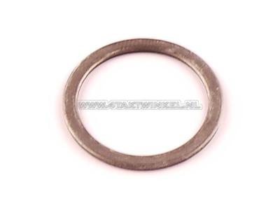 Kickstarter shaft, C50, SS50, Dax, 20mm ring, original Honda