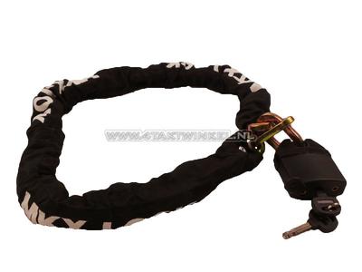 Chain lock, MKX, 120cm, 10mm
