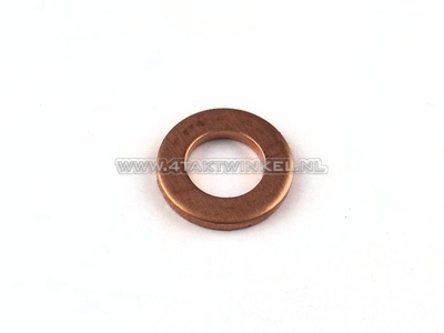 Ring 8mm, copper