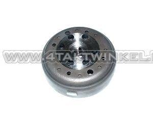 Flywheel CDI for 12v tap, advance, 6 magnets, aftermarket