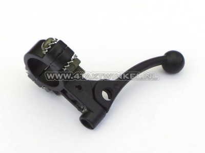 Lever decompression, Universal Novio, Amigo, PC50, aluminum, black