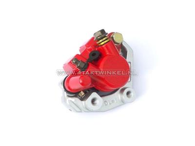 Brake caliper, replica Dax, Monkey, PBR, red