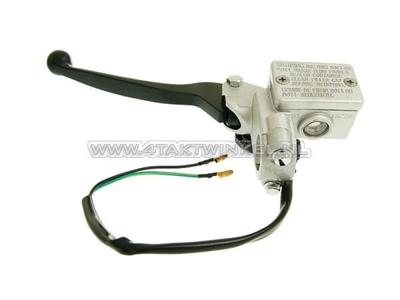 Lever hydraulic, left (brake pump / clutch) universal