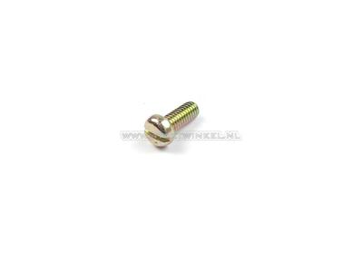 Breaker points mounting screw, Novio, Amigo, PC50
