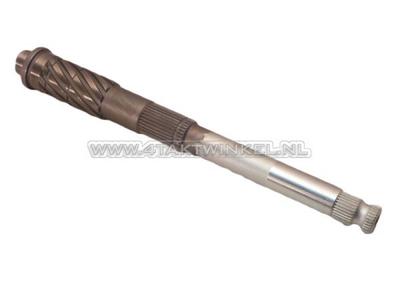 Kickstarter shaft, C50, SS50, Dax, new type, original Honda